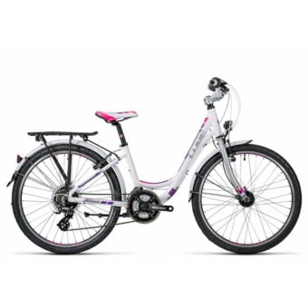 "Cube Kid 240 Street white´n´purple 2016 24"" Gyermek Kerékpár"