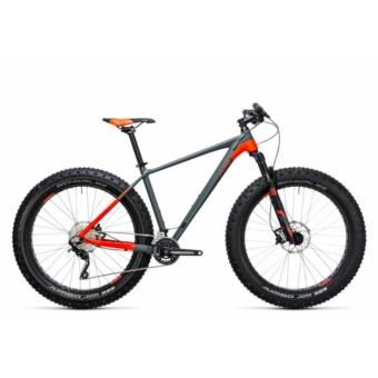 Cube Nutrail Férfi Fatbike MTB Kerékpár 2017