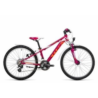 "Cube Kid 240 Allroad girl berry´n´white 2017 24"" Gyermek Kerékpár"