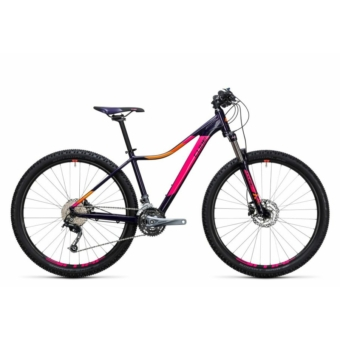 Cube Access WLS Pro aubergine´n´pink 2017