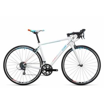Cube Axial WLS white´n´reefblue 2017 Női Országúti Kerékpár