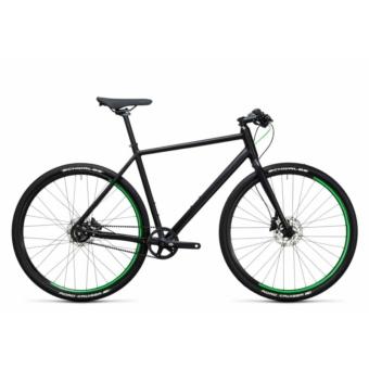 Cube Hyde Race black´n´flashgreen 2017 Városi/ Fitnesz kerékpár