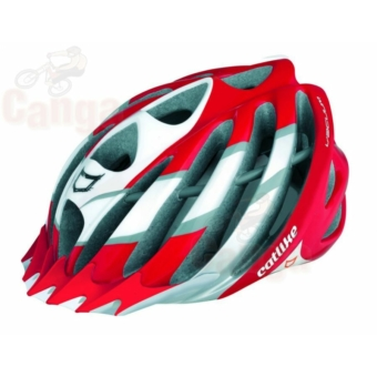 Catlike Vacuum piros/fehér/ezüst