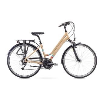 Romet Gazela 4 2018 Női Trekking Kerékpár