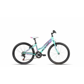 """CTM MONY 2018 24"""" Gyermek Kerékpár"""