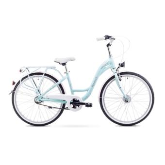 """Romet Panda LUX 2018 24"""" Gyermek Kerékpár"""