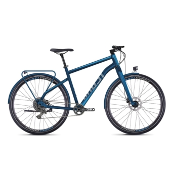 Ghost Square Trekking 6.8 2018 Férfi és Női modell Trekking Kerékpár