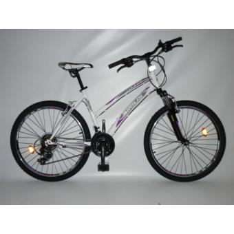 "SIRIUS COUGAR FS 26"" Női MTB Kerékpár"