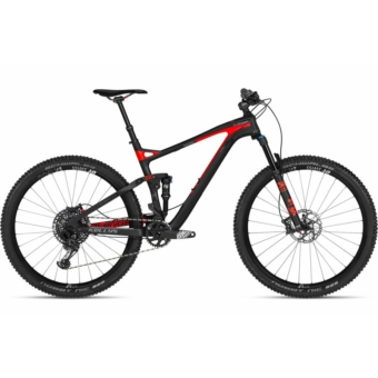 """Kellys Slanger 50 2018 29"""" Összteleszkópos MTB Kerékpár"""