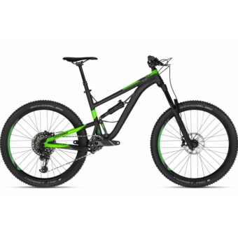 """Kellys Swag 50 2018 27,5"""" Összteleszkópos MTB Kerékpár"""