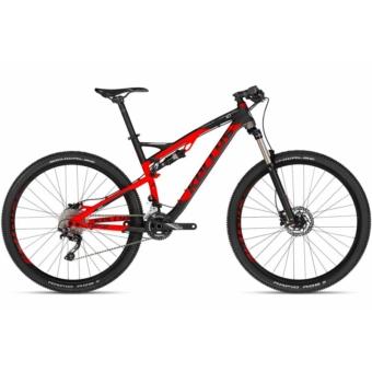 """Kellys Tyke 10 2018 29""""  29"""" Összteleszkópos MTB Kerékpár"""