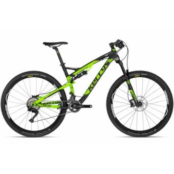 """Kellys Tyke 50 2018 29"""" Összteleszkópos MTB Kerékpár"""