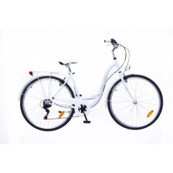 Ravenna 6 Plus 8 féle színben Városi kerékpár