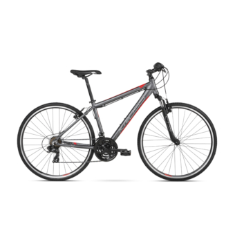 Kross Evado 1.0 Férfi és Női modellek 2018 Cross Trekking Kerékpár