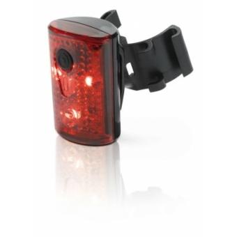 Kerékpár Lámpa Pan hátsó akkus USB töltos CL-R14
