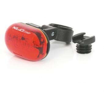 Kerékpár Lámpa hátsó XLC Comp Oberon 5 ledes CL-R09
