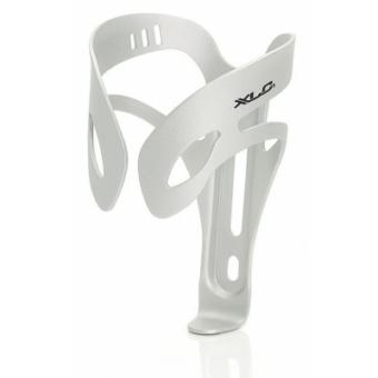 Kerékpár Kulacstartó XLC alu ezüst 45 g BC-A04