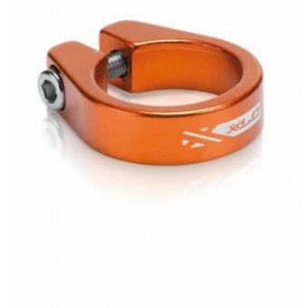 Kerékpár Nyeregcsőbilincs 34,9 mm narancs PC-B05