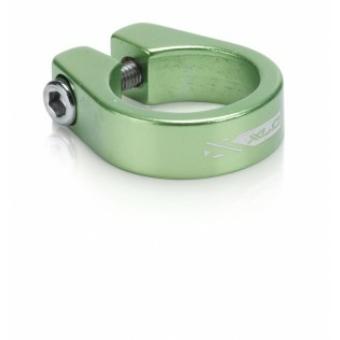 Kerékpár Nyeregcsőbilincs 31,8 mm lime PC-B05
