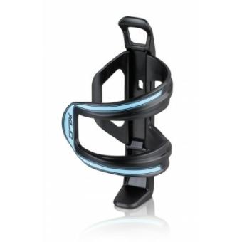 Kerékpár Kulacstartó Sidecage kis vázakhoz, muanyag, fekete-kék 49 g BC-S06