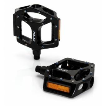 Kerékpár Pedál BMX-Freestyle fekete 1/2 col PD-M10