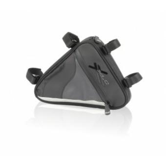 Kerékpár Váztáska 1,7 liter fekete-antracit BA-S45