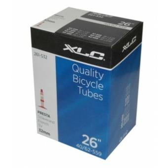 Kerékpár Tömlő/belső XLC 26x1,5-2,5 40/62-559 SV 32mm 261-S40