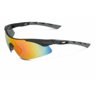 Kerékpár Napszemüveg Komodo szürke-fekete SG-C09