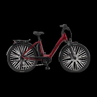 "Winora Sima 7 Einrohr 400Wh 26"" 7-G Altus  elektromos kerékpár - 2020"