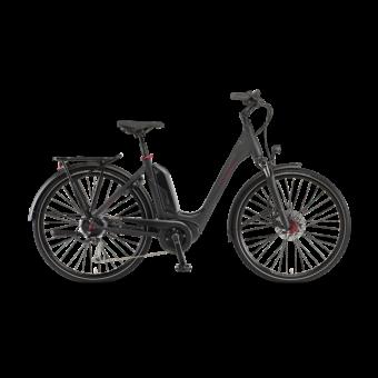 "Winora Tria 9 Einrohr 500Wh 26"" 9-G Alivio  elektromos kerékpár - 2020"
