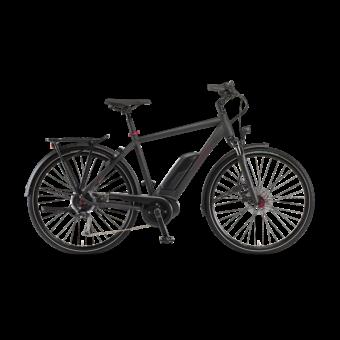 """Winora Tria 9 Herren 500Wh 28"""" 9-G Alivio Férfi Elektromos Trekking Kerékpár"""