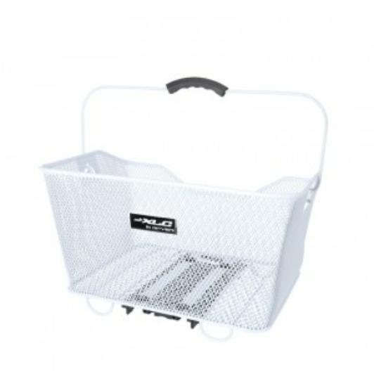 Kosár fehér hátsó Carry more rendszer