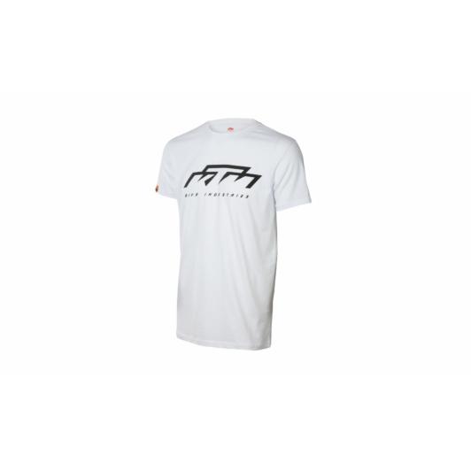 KTM Factory Team T-shirt BI white/black
