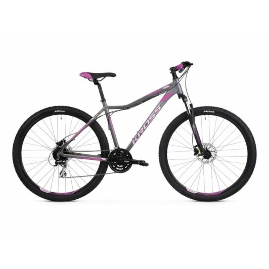 "KROSS LEA 5.0 27,5"" graphite / pink / purpure 2021"