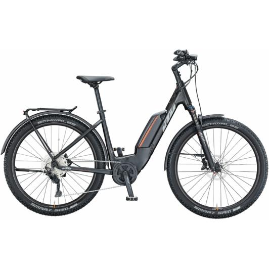 KTM MACINA AERA P272 LFC Unisex Elektromos MTB Kerékpár 2021