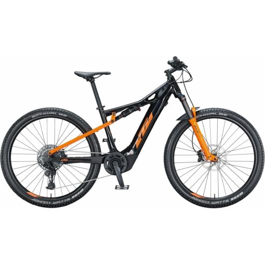 KTM MACINA CHACANA 293 Férfi Elektromos Összteleszkópos MTB Kerékpár 2021