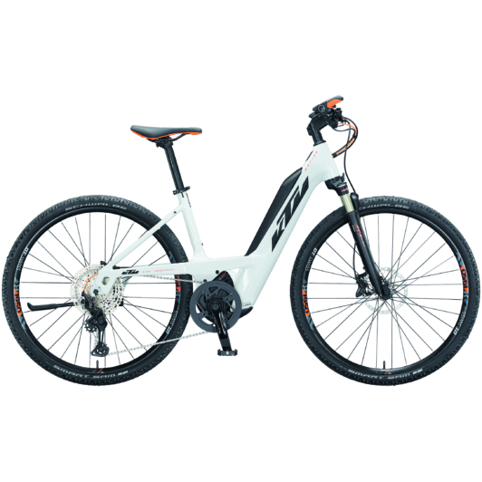 KTM MACINA CROSS 610 EASY ENTRY Unisex Elektromos Cross Trekking Kerékpár 2021