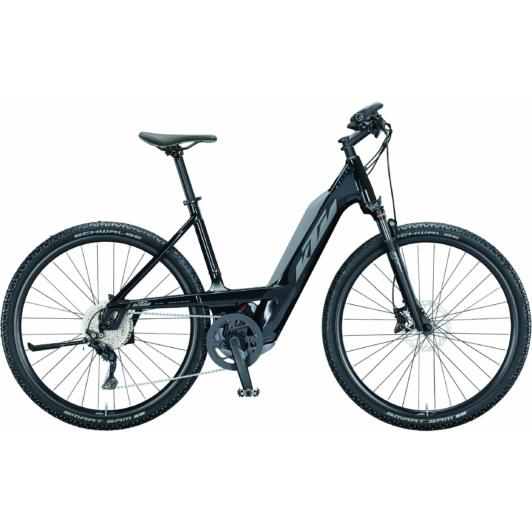 Ktm Macina Cross 620 EASY ENTRY Unisex Elektromos Cross Trekking Kerékpár 2021
