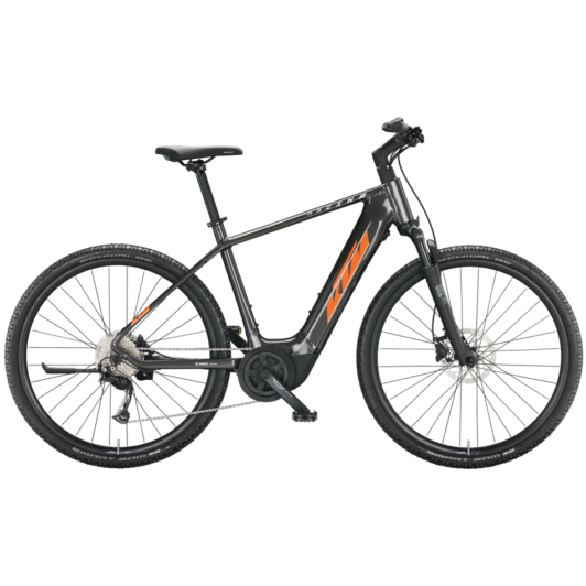 KTM MACINA CROSS P510 TRAPÉZ Női Elektromos Cross Trekking Kerékpár 2022