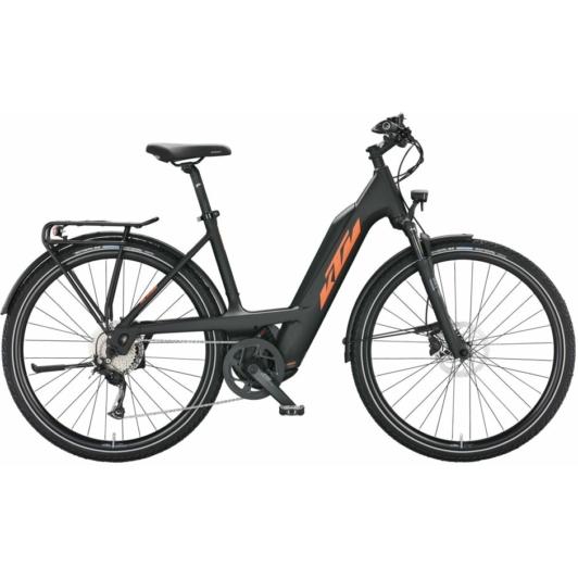 KTM MACINA SPORT 510 EASY ENTRY Uniszex Elektromos Trekking Kerékpár 2022