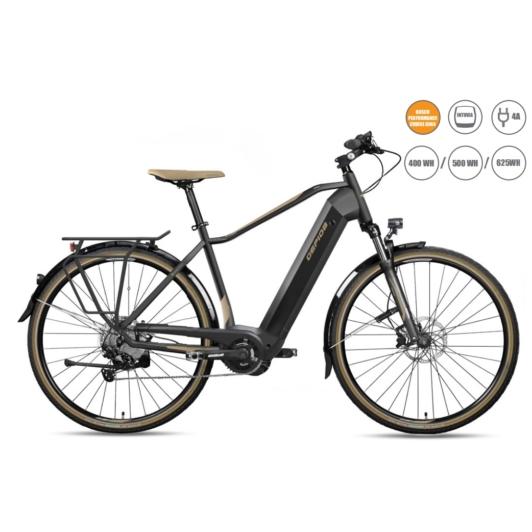 Gepida Alboin Curve Man XT10 400 2022 elektromos kerékpár