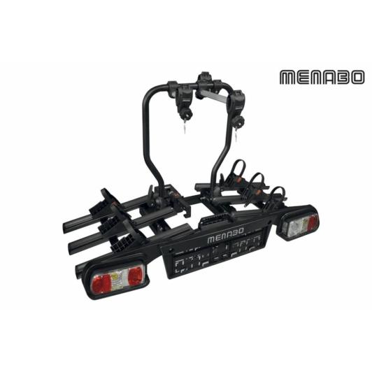 Menabo Alphard Plus kerékpárszállító vonóhorogra