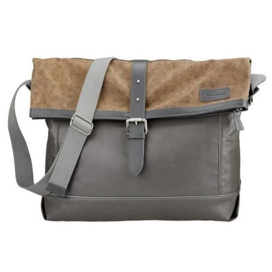 Messenger bag Classic barna