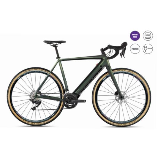 Gepida Cassis Gravel GRX400 20 Speed 2021 elektromos gravel kerékpár