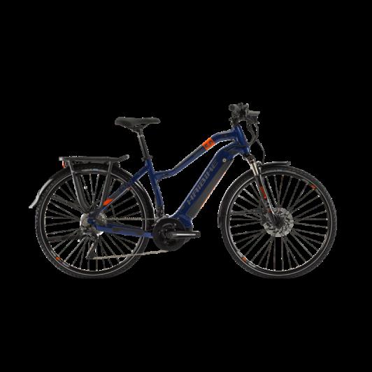 Haibike SDURO Trekking 5.0 2021 Női elektromos trekking kerékpár