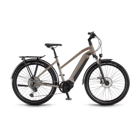 """Winora Sinus iX12 Damen i500Wh 27,5"""" 12-G XT Női elektromos kerékpár - 2020"""