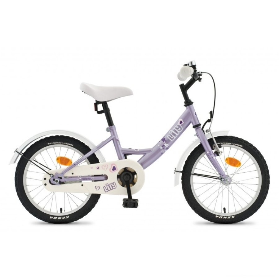 Csepel LILY 12 GR SZIVECSKE  gyermek kerékpár