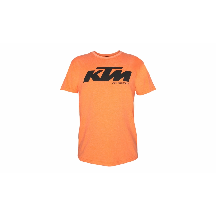 KTM Factory Team T-shirt KTM Logo orange/black