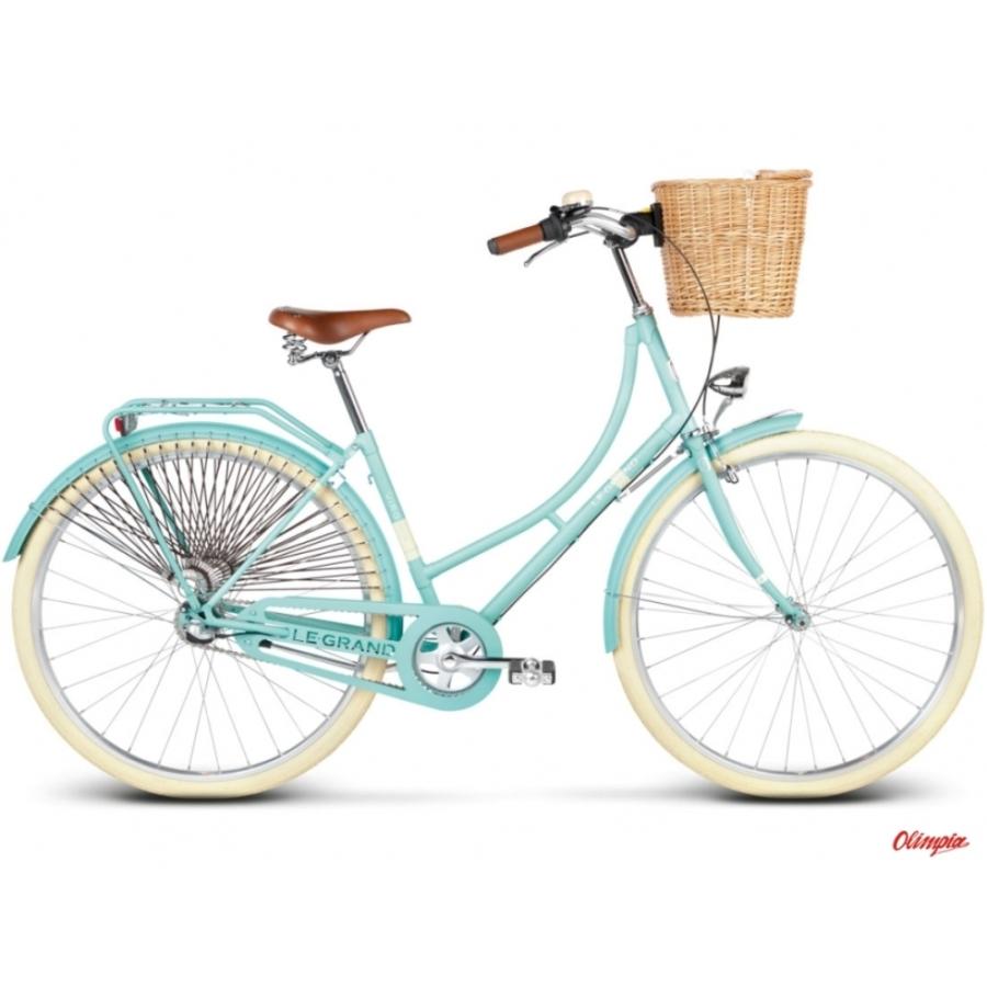 Le Grand Virginia 3 Városi kerékpár