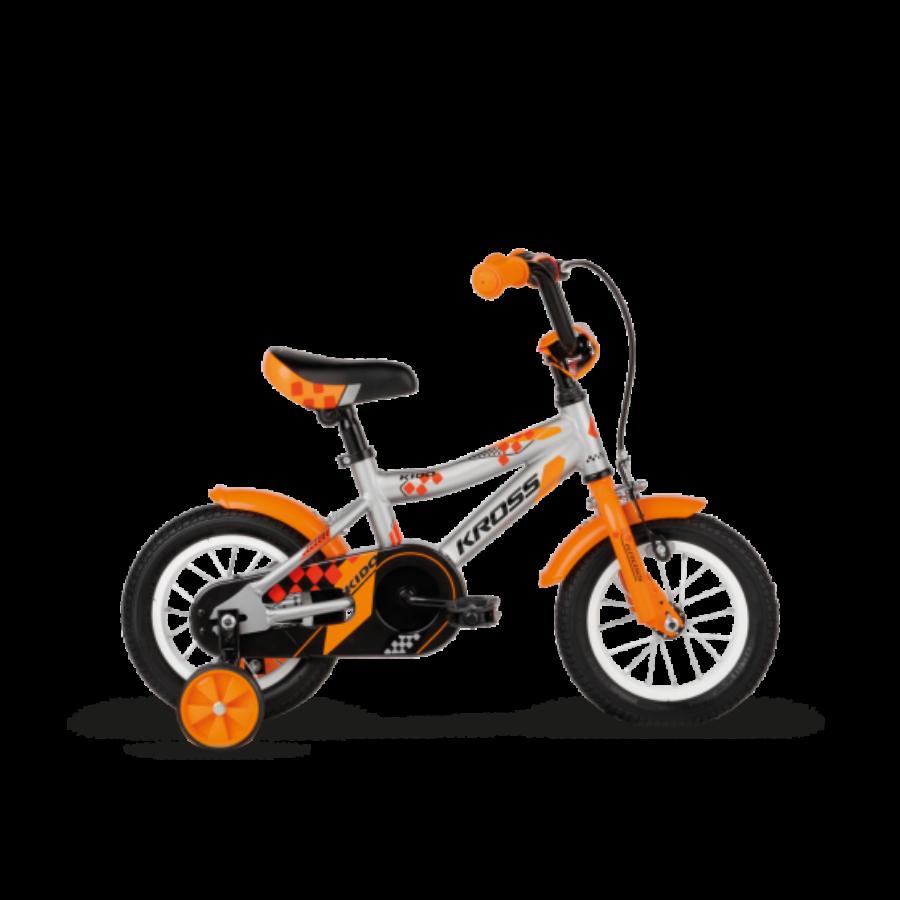 """KROSS Kido 12"""" 12"""" Gyermek Kerékpár"""